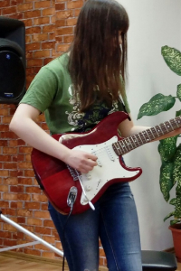 эл. гитара