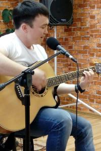 рафаэль гитара