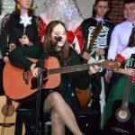 Фотоотчет с  нашего новогоднего концерта)