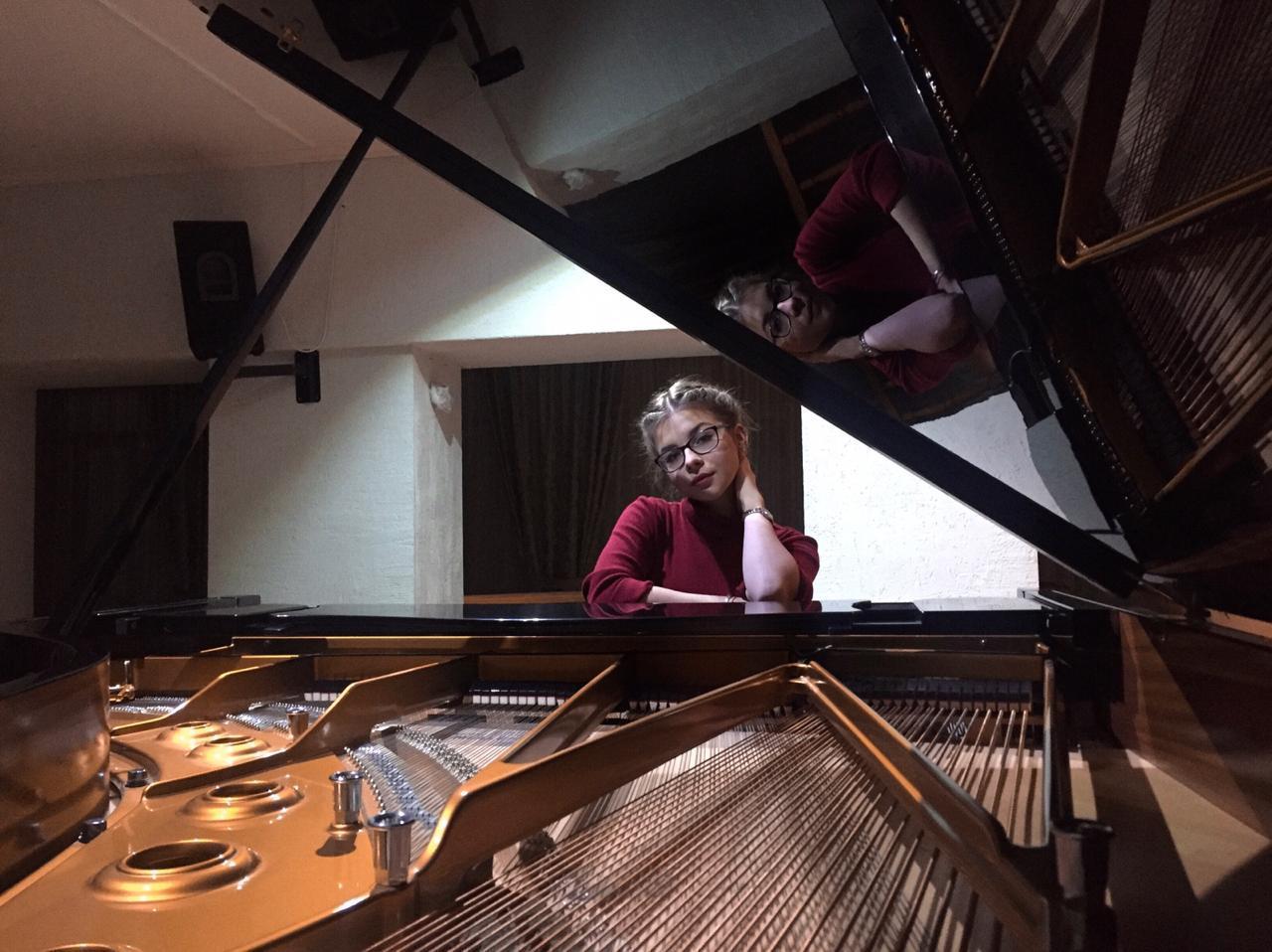 Уроки фортепиано в студии Ульяны Босых